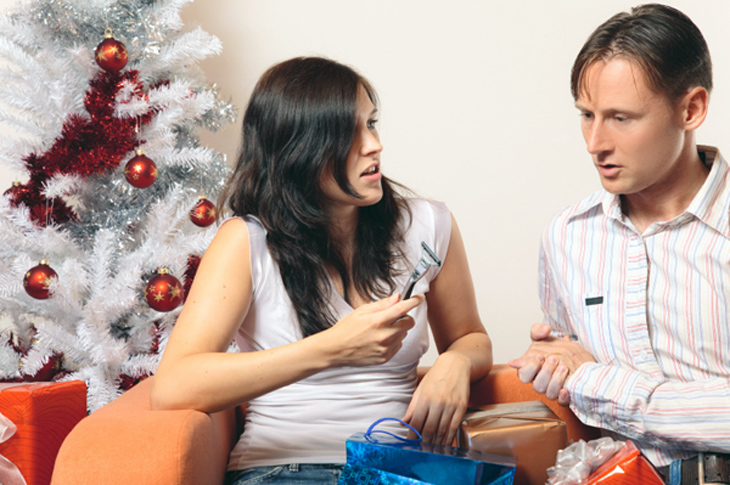 Bad Christmas gifts from your couple