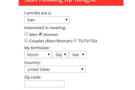 adultfriendfinder signup process