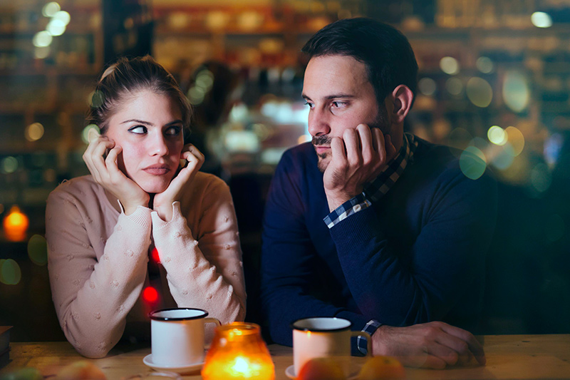 What not to say on your first date